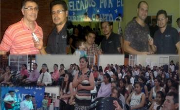 Polideportivo Municipal - Cobertura Primer Congreso Juvenil