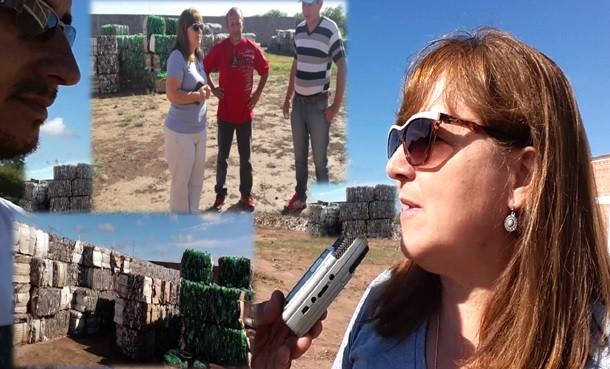 Taco Pozo ya comercializa los residuos y materiales recuperados