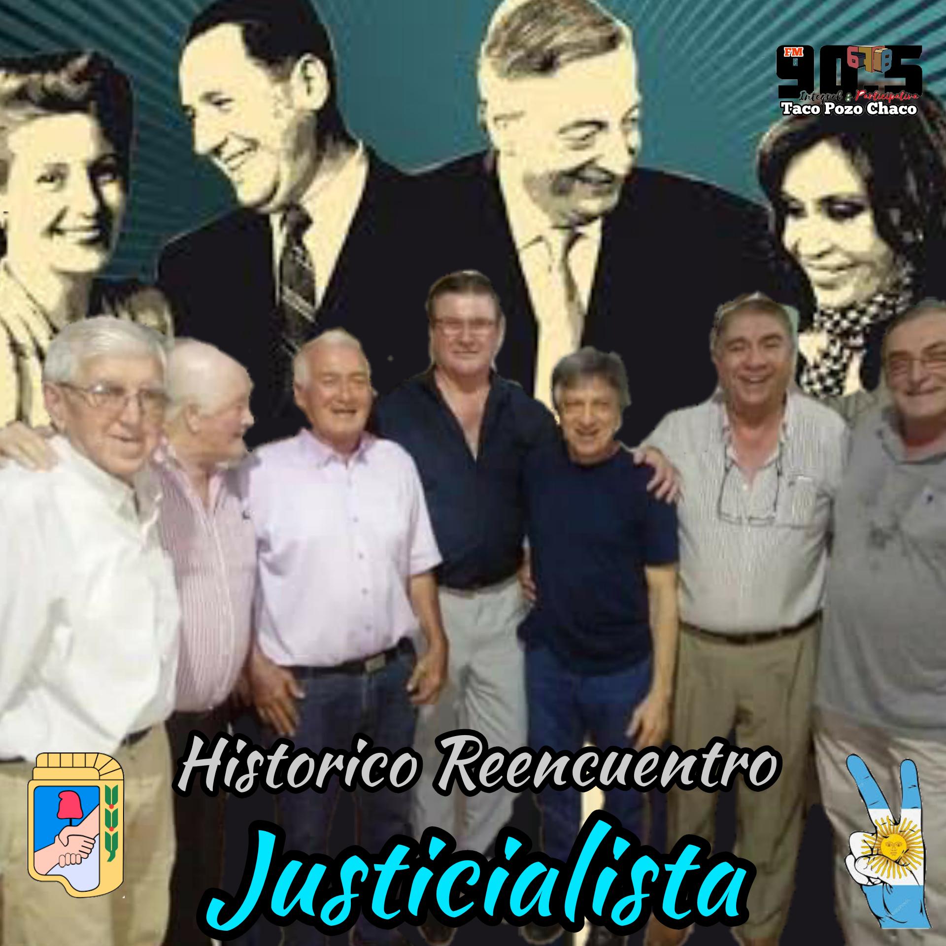 Histórico Reencuentro del Peronismo