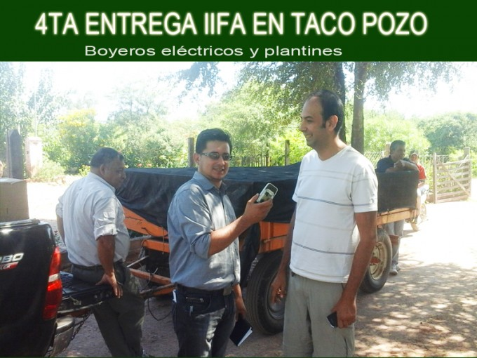 I.I.F.A EN TACO POZO