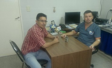 Hospital Santa Rosa De Lima…Información de LABORATORIO