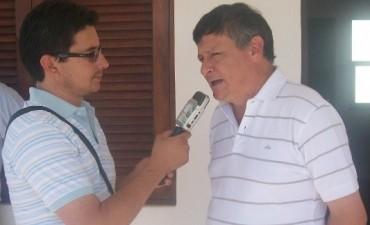 Hoy  El Gobernador PEPPO En Buenos Aires