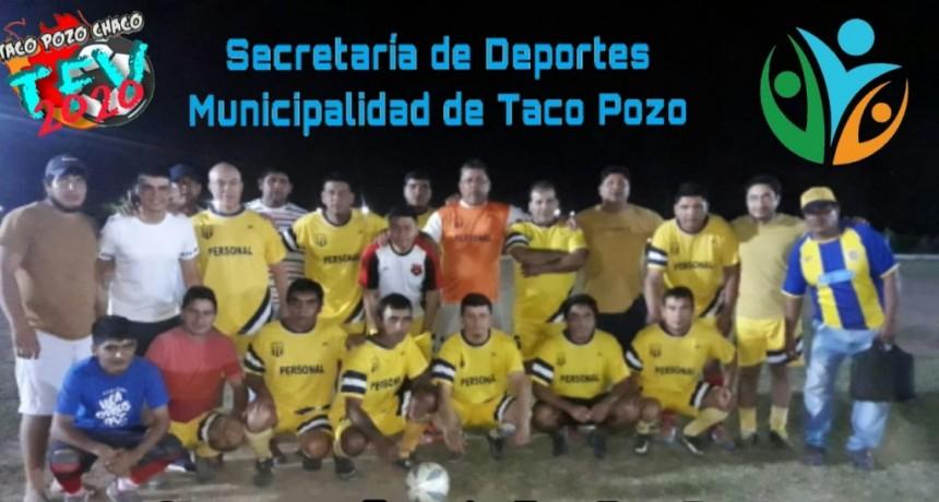 Torneo Fútbol  de Veterano