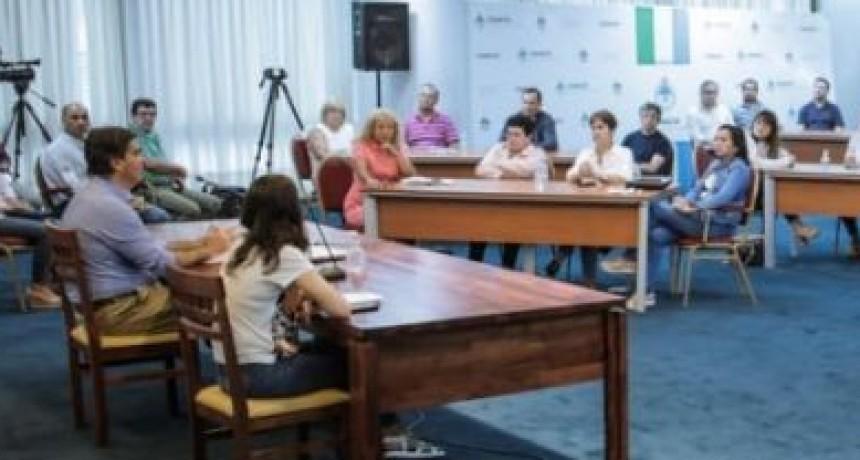 CAPITANICH ENCABEZÓ ENCUENTRO CON INTENDENTES PARA UNIFICAR PROTOCOLOS DE ACTUACIÓN Y GARANTIZAR AISLAMIENTO DE CASOS
