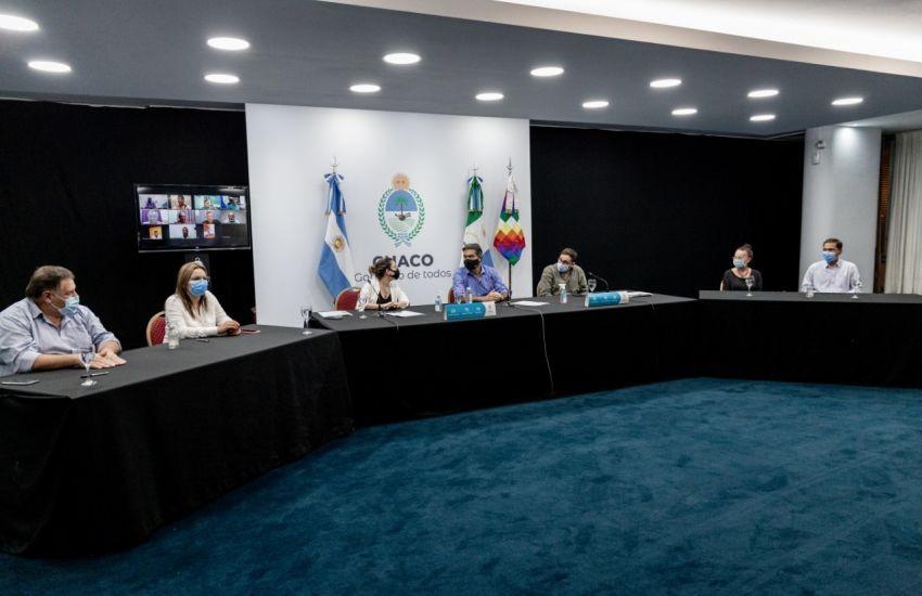 EL GOBIERNO REFACCIONARÁ CENTROS INTEGRADORES COMUNITARIOS EN 14 MUNICIPIOS DE LA PROVINCIA