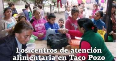 Taco Pozo y la experiencia de asegurar unas 4.000 raciones diaria de comida