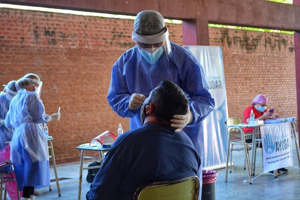 COVID-19: SALUD PÚBLICA INFORMA UN NUEVO REPORTE EPIDEMIOLÓGICO