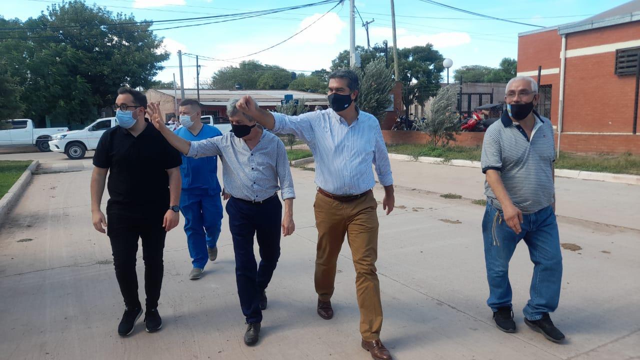 En Taco Pozo, Capitanich presentó el plan de políticas sociales
