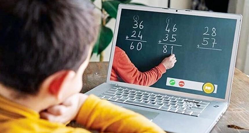 Educación: 23 jurisdicciones confirmaron clases virtuales y Ciudad ratificó que pospone días