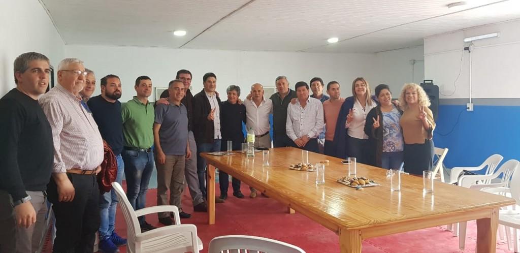 Reunión por la Unidad del Peronismo