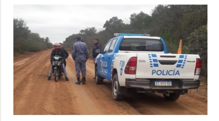 Taco Pozo: La policía recorrió 1700 km en un operativo de prevención general