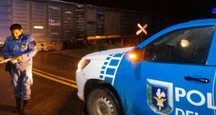 Un hombre se arrojó debajo de un tren y murió en el acto
