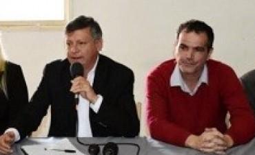 """Lista 652: En Sáenz Peña pidió el acompañamiento al """"gobierno para la gente"""""""