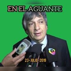 Carlos Ibañez Hoy en El Aguante