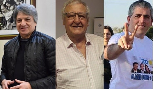 PRESIDENTES DEL PJ DEL DEPARTAMENTO BROWN DAN RESPALDO POLITICO A JORGE CAPITANICH