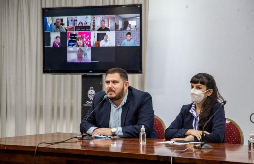 LA VICEGOBERNADORA ENCABEZÓ FIRMA DE CONVENIO ENTRE PAMI Y MUNICIPIOS PARA INTENSIFICAR LA CAMPAÑA DE VACUNACIÓN ANTIGRIPAL