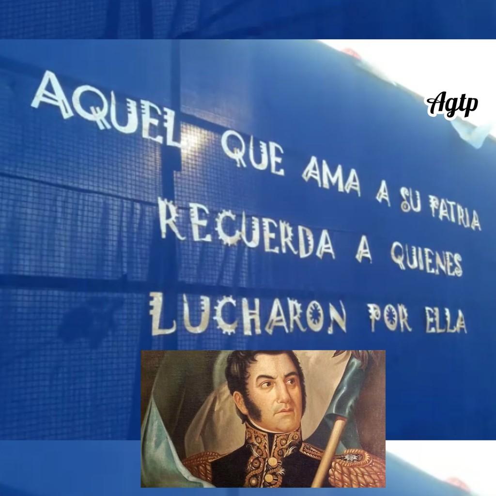 Acto por el 169° aniversario del fallecimiento del General San Martín