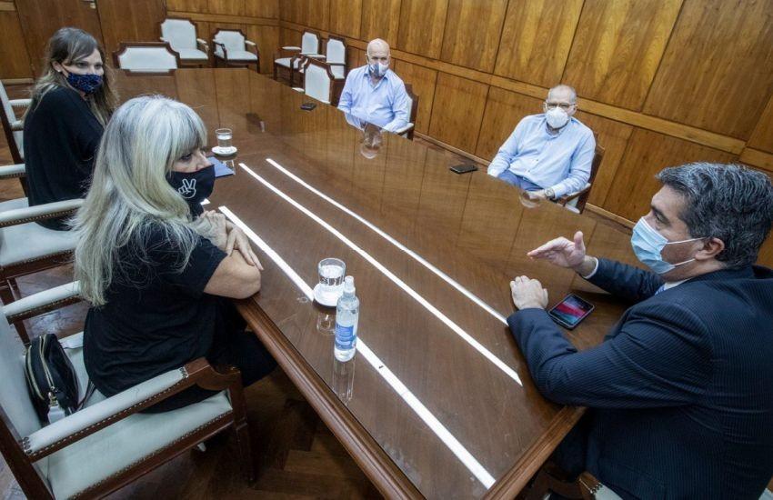 CAPITANICH ACORDÓ JUNTO A LEGISLADORES NACIONALES EL IMPULSO DE UNA LEY PARA EL DESARROLLO AGROINDUSTRIAL