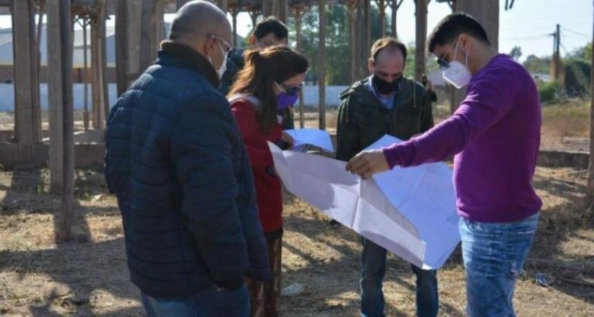 La provincia avanza en obras estratégicas para las localidades de la zona oeste del Chaco