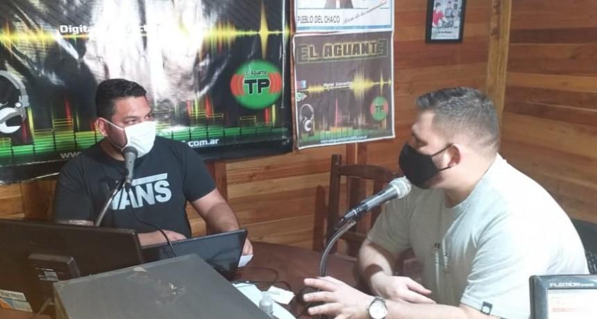 Entrevista: Rodrigo Ocampo Secretario de Municipios