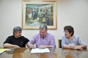 El Instituto de Cultura impulsará actividades en Taco Pozo