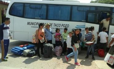 500 ALUMNOS DE ESCUELAS DE EDUCACIÓN ESPECIAL PARTICIPAN DE UN CAMPAMENTO RECREATIVO