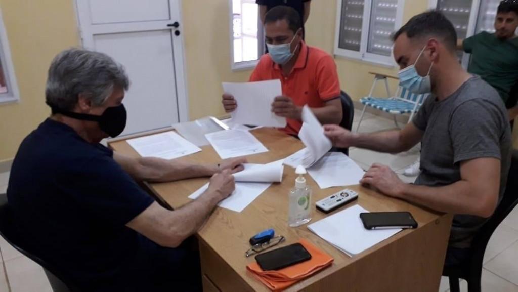 Refacción, remodelación y ampliación integral del Frigorífico y Matadero de Taco Pozo.