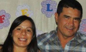 Murió el femicidasuicida que acribilló a su esposa