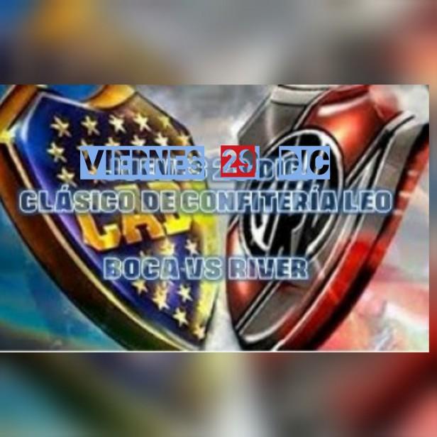 Super Clasico River vs Boca edic 2017